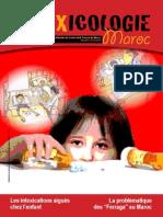 Revue Toxicologie Maroc n12 2011
