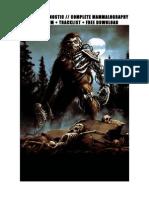 "Sasquatch Agnostic ""Complete Mammalography"" {Full Album + Free Download}"
