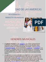 Generos Musicales de Panamá