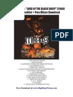 "AKA Mabus ""Lord Of The Black Sheep"" [Full Album + Free Download]"