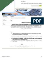 Visi dan misi propinsi Jawa Tengah