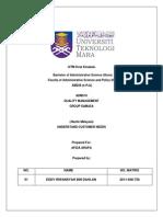 Adm510 Quality Management