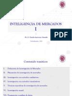 Materia Inteligencia de Mercados I