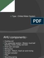 AHU Function