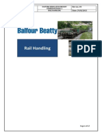 Rail Handling