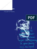 Sibling Sexual Abuse - A Parents Guide