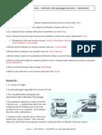 Correction Roches Sédimentaires Mémoire Des Paysages Anciens – 5ème – Exercices Corrigés Remédiation – Géologie – SVT