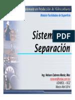 FS U2 201A Sistema de Separacion