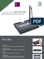 Wacom STU-300 Tablet