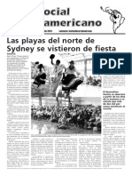 `Foro Social Latinamericano', June 2014 issue