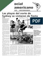 `Foro Social Latinamericano', June 2014 issue