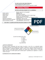 Saf 5154 Material Safety Data Sheet Spanish