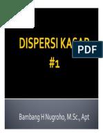 Dispersi Kasar Part 1