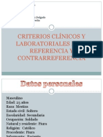 Criterios Clinicos Malaria