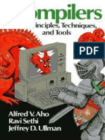 Programming Compilers--Principles, Techinques & Tools 2(Addison Wesley - Aho, Sethi, Ullman)(Lite