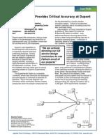 AFT Dupont Experimental Station Case Study