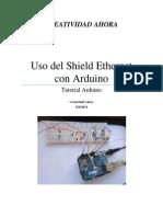 Tutorial Del Manejo Del Shield Ethernet