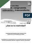 PensamientoCreativoEstratégico CongresoMKT UNIDEG 280314