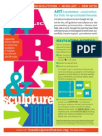 2014 Sculpture Tour