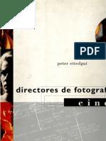 Ettedgui, Peter - Directores de Fotografia - Cine Parte 2 de 3