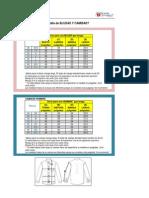 Descargar Tabla de Medidas Camisas y Blusas - Borda Imagen