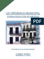LEI ORGANICA MUNICIPAL CONSOLIDADA