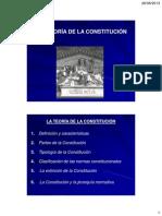 Derecho Constitucional-1ra Clase