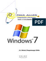 Prácticas de Windows 7