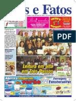 Jornal Atos e Fatos - Ed 650 - 21-11-2009