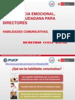 Habilidades Comunicativas en La Escuela Ccesa1