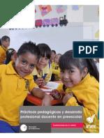 Prácticas Pedagógicas y Desarrollo Docente en Preescolar