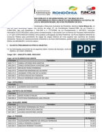 042 - Resultado Preliminar Prova Objetiva - Concurso Publico SEDAM
