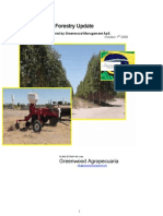 Greenwood Management World Forestry Update (7 Page Sample) South America