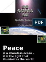 Sri Sathya Sai - Quotable Quotes - 002 -