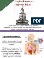 Clase 1 - Respiracion Fuente de Salud