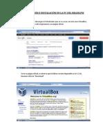 Virtualización e Instalación en La Pc Del Brazilfw