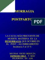 Hemorragia+postparto