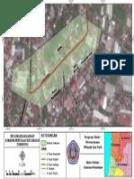 peta Pusat Pelayanan kecamatan Tuminting Kota Manado