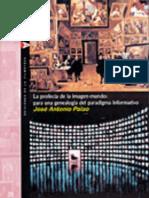 Palao Errando, Jose - La Profecia de La Imagen Mundo