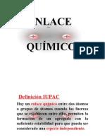Enlace quimico presentacion