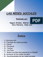Las Redes Sociales - Completo