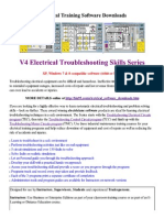 V4 Electrical Training Software