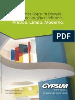 Sistemas Gypsum Drywall