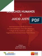 Derechos Humanos y Juicio Justo.