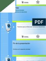 Factores Exito e Commerce-Unidad 2 Tema 1-Sistemas de Pago y Seguridad