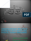 cardio pulmonary implication and obiesty