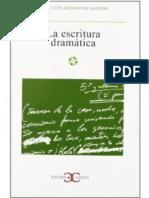 Alonso de Santos, José Luis - La Escritura Dramática (193-231)