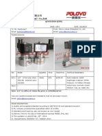 POG High Pressure Solenoid Valve for Your Checking