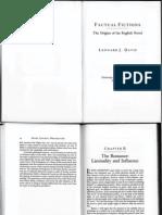 Davis, Lennard - Factual Fictions - Chap 2
