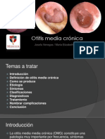 Otitis Cronica
